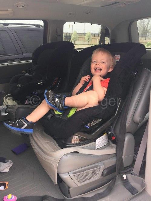 Car seat swap